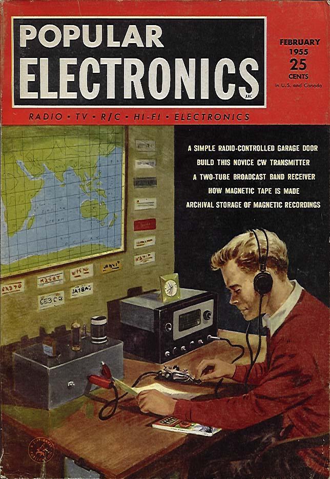 Popular Electronics